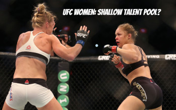 UFC Women's Division: Shallow Talent Pool?
