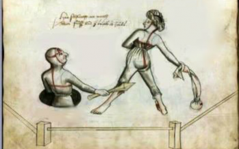 Medieval Marital Arts – Combat Marriage Counseling