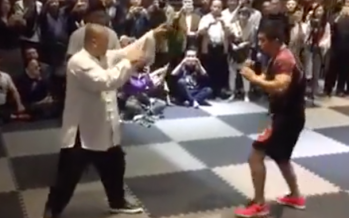 The Aftermath of that MMA vs. Tai Chi Incident – Omega's Take