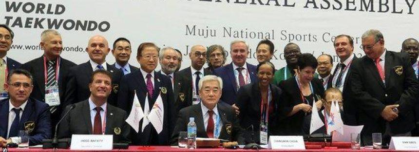 WTF? World Taekwondo Federation to Change Name Because… Internet
