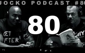 Jocko Podcast Shout-out to Bullshido