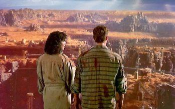 US Rep. Asks NASA if Mars Had Ancient Civilizations