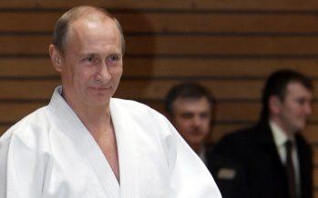 Vladimir Putin Called Out as Judo Fraud