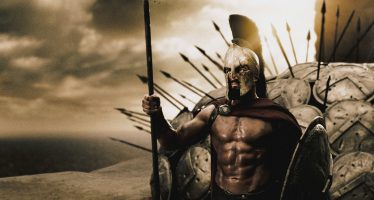 King Leonidas and his 300 Spartans – Badasses of the Month