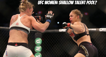 UFC Women's Division: Shallow Talent Pool?