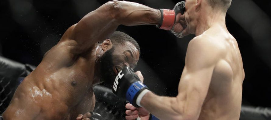 Can't Unsee: How Racism In Politics Colored My View of the Welterweight Title
