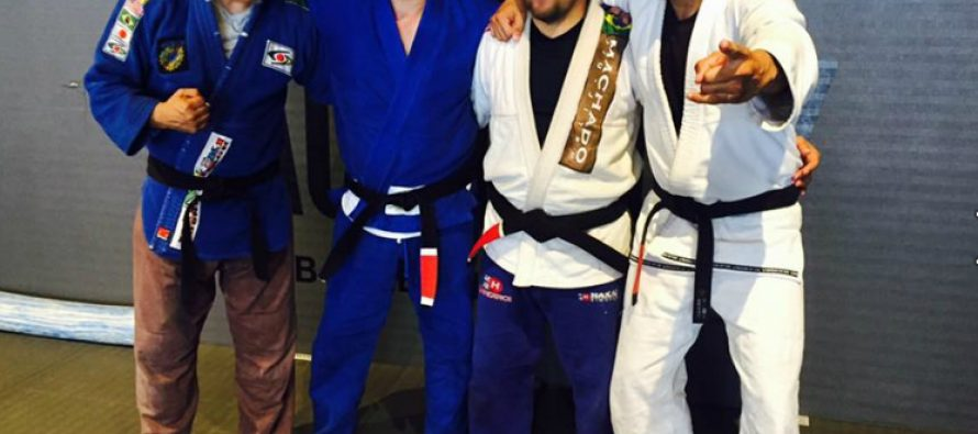 Who Promoted Convicted Sex Criminal Paul Saucido to Black Belt?