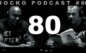 Jocko Podcast Shout-out to Bullshido