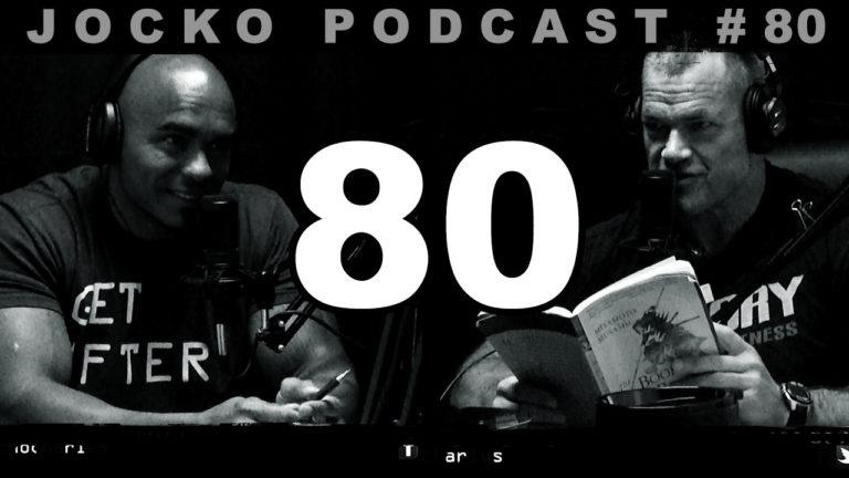 Jocko Podcast 80