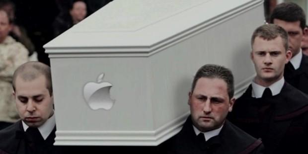 Steve Jobs iCasket