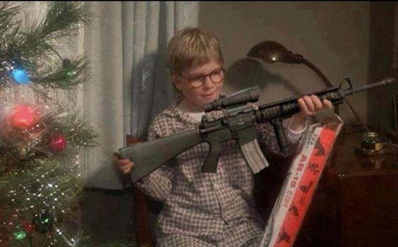 A Christmas Story AR-15