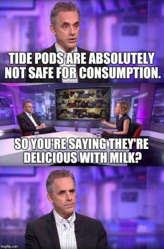 jordan peterson channel 4 meme