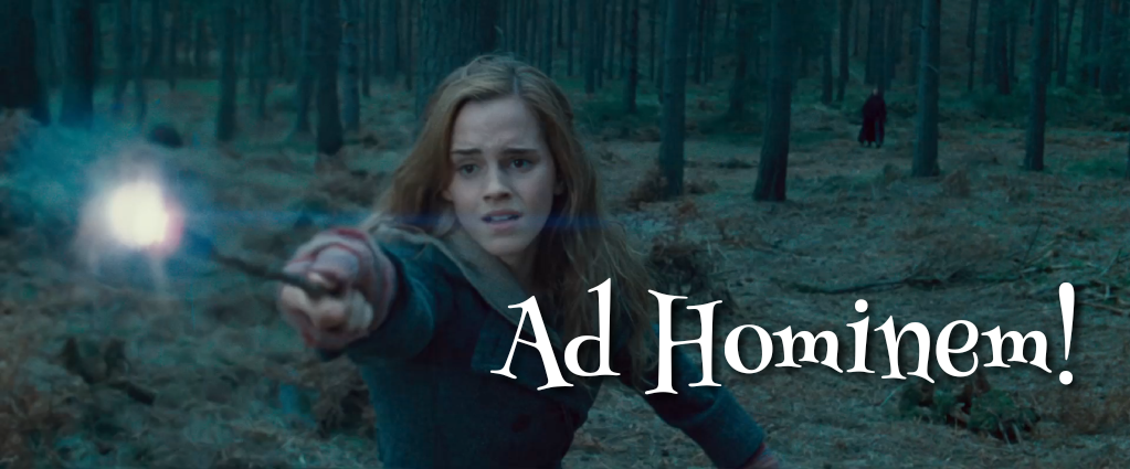 Ad Hominem Hermione