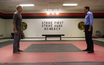 Old School Karate? Cobra Kai's Fangs Examined