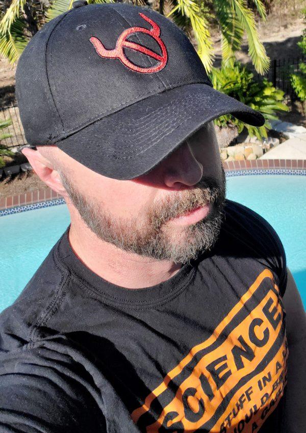 "Bullshido Black ""No BS"" Hat"